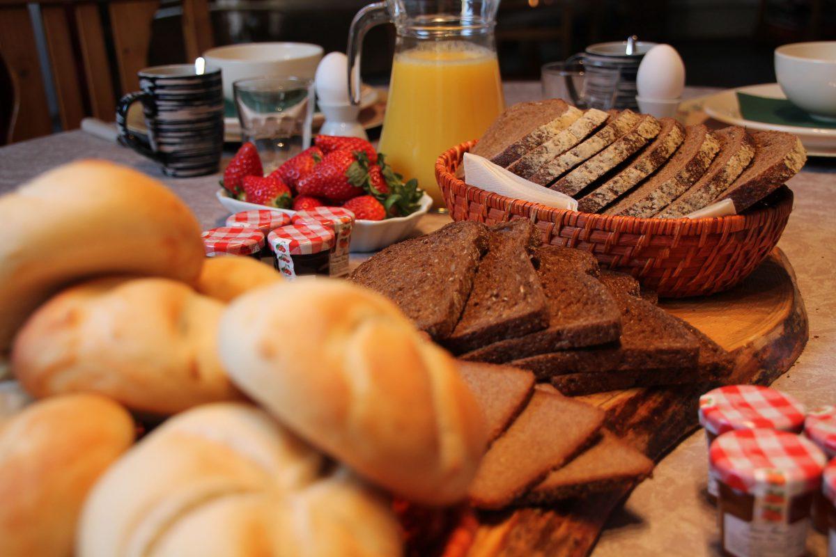 Geniet van het Voermansontbijt op zondag!